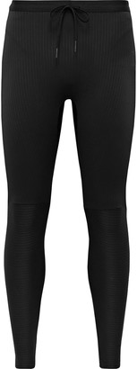 Nike Running Tech Pack Ribbed Stretch-Jersey Tights