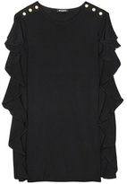 Balmain Ruffled top