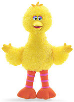 Gund NEW Sesame Street Big Bird Plush Toy 35cm