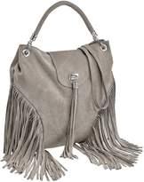 Collezione Alessandro Suede Tassel Bag