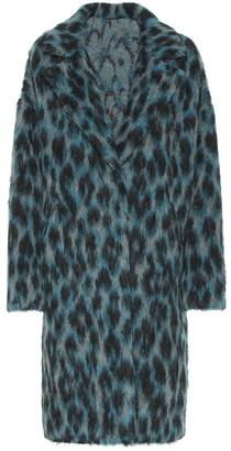 Golden Goose Alberta wool-blend coat