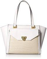 Anne Klein Hidden Treasure Satchel MD Bag