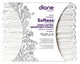 Fromm Diane Softees with Duraguard, White, 10 Pack, 45048