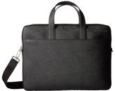 Jack Spade Barrow Leather Slim Brief Briefcase Bags