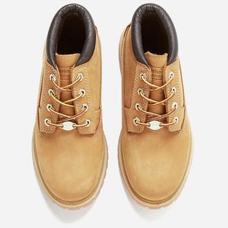 Timberland Women's Nellie Nubuck Chukka Boots