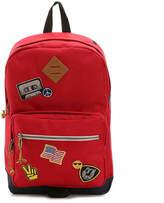 Steve Madden Men's Patchwork Backpack