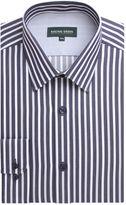 Racing Green Moorfields Oxford Stripe Non Iron Shirt