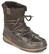 Moon Boot LOW MIX Brown