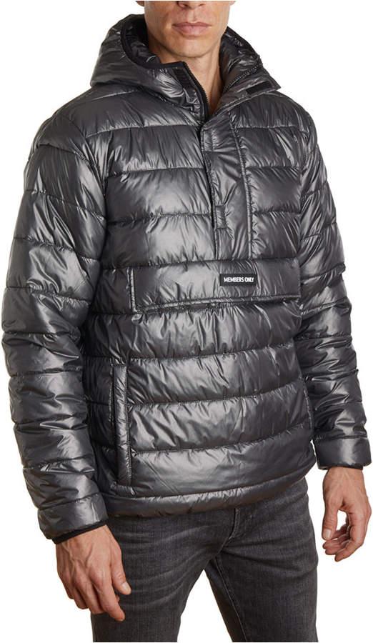 e2994aff2 Member Only Men Lightweight Popover Puffer Jacket