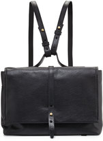 Kelsi Dagger Ainslie Mini Leather Backpack, Black