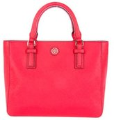 Tory Burch Robinson Mini Zip Satchel