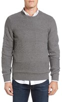 Gant Men's Structure Crewneck Sweater
