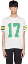 Paul Smith White 'Summer 17' T-Shirt