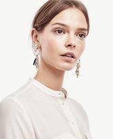 Ann Taylor Mixed Charm Earrings