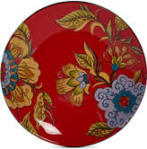Tabletops Unlimited Caprice Red Round Salad Plate