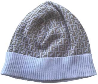 Fendi Gold Viscose Hats