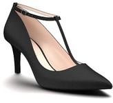 Women's Shoes Of Prey T-Strap Pump