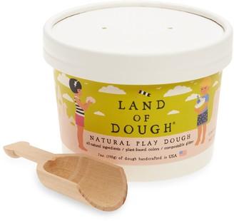 LAND OF DOUGH Fancy Flamingo Natural Play Dough