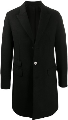 Neil Barrett Mid-Length Single-Breasted Coat