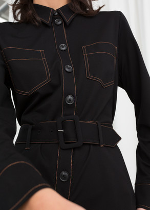 And other stories Workwear Boiler Suit
