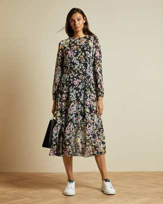 Ted Baker RISHIKA Jasmine midi dress