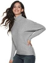 JLO by Jennifer Lopez Women's Embellished Dolman Sweater