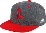 adidas Houston Rockets Fog Snapback Cap