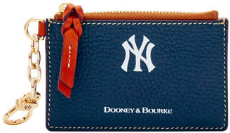 Dooney & Bourke MLB Yankees Zip Top Card Case