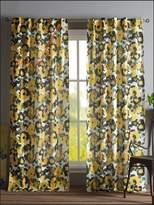 Kensie Keila Linen Look Window Panels (Set of 2)