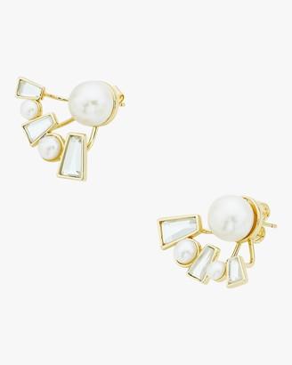 Isharya Angel Dust Stud Earrings