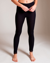 Hanro Woolen Lace Legging