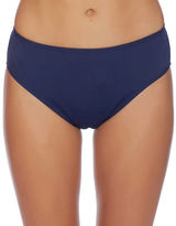 Nautica Signature High-Waist Bikini Bottom