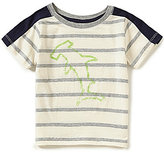 Egg by Susan Lazar Baby Boys 12 Months-4T Skyler Striped Graphic-Print Tee