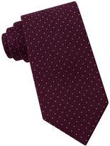 MICHAEL Michael Kors Textured Pindot Silk-Blend Tie