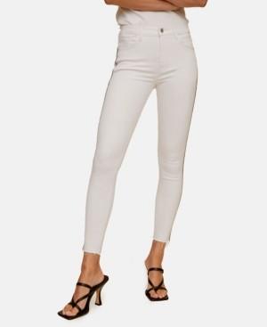 MANGO Women's Skinny Sparkle Jeans