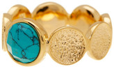 Melinda Maria Susan Turquoise Pod Ring