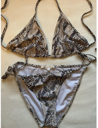 BEIGE Zara Swimwear for Women