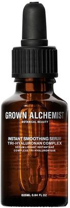 GROWN ALCHEMIST 25ml Instant Smoothing Serum: Tri-hyalur