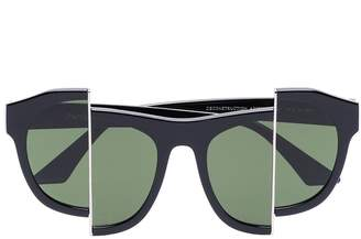 Lau Percy x Axis split lense sunglasses