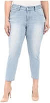 Jag Jeans Plus Size Penelope Ankle in Republic Denim