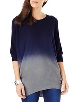 Phase Eight Becca Dip Dye Batwing Sweater
