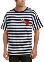 Gucci Heart & Arrow Cotton T-Shirt