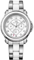 Juicy Couture Womens Quartz Watch, multi dial Display and Stainless Steel Strap 1901304