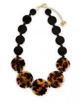 Jaeger Tabitha Flat Bead Necklace