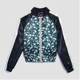 Joe Fresh Kid Girls' Floral Bomber Jacket