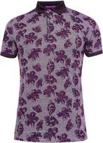 Ted Baker Men's Roxyron All Over Floral Print Shirt