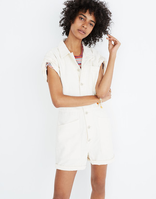 Madewell x As Ever Short Coveralls