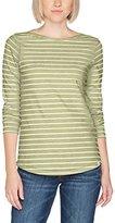 Fat Face Women's Breton Stripe T-Shirt,8
