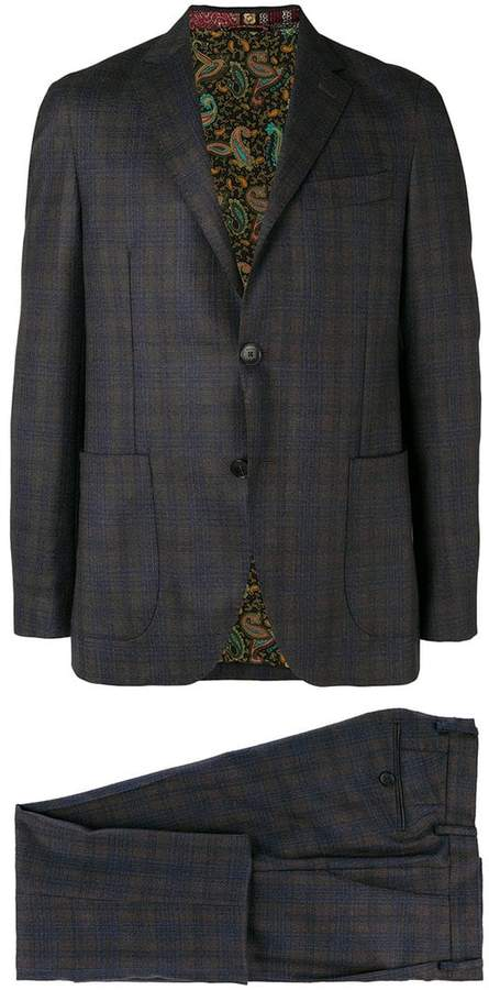 Etro classic two-piece suit