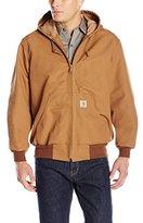 Carhartt Men's Thermal Lined Duck Active Jacket J131